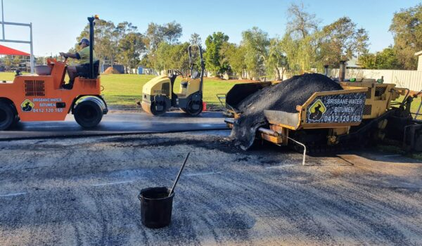 Bitumen Revamping of School Basketball Court and Playground Areas (1)